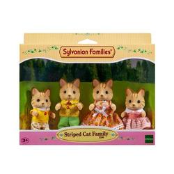 Sylvanian Families® Familie - Tigerkatzen: Familie Fauch Fauch
