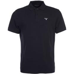 Barbour - Sports Polo Black - Poloshirts - Größe: M