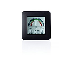 Digitales Thermo-Hygrometer mit Schimmelwarner