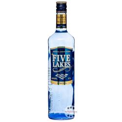 Five Lakes Vodka 0,7l