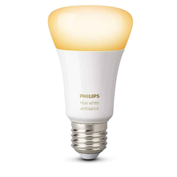 Philips Hue White Ambiance Lampe 9,5W E27 - Single bulb