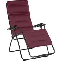 Lafuma Futura XL AirComfort Relaxsessel 76 x 90 x 127 cm bordeaux klappbar