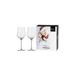 Eisch Rotweinglas Sky SensisPlus Rotweinglas 2er Set (2-tlg)