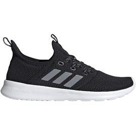 adidas Cloudfoam Pure core black/grey/grey two 40 2/3