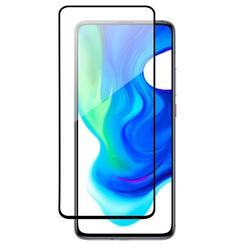 cofi1453 Handyhülle 5D Schutzglas für Xiaomi Pocco F2 Pro, Displayschutz Panzerglasfolie