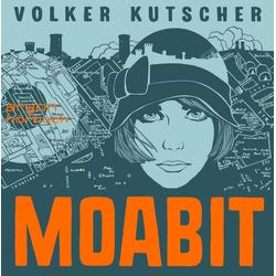 Moabit als Hörbuch CD von Volker Kutscher