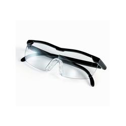 Avena Herren Vergrößerungsbrille Schwarz 1