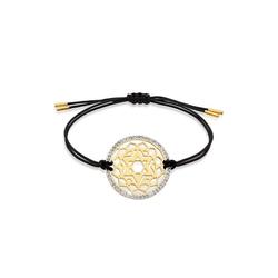 Nenalina Armband Herz Chakra Kristalle 925 Silber róse goldfarben
