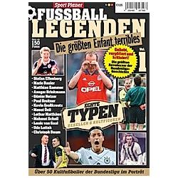 Sport Planer FUSSBALL LEGENDEN Vol. 1