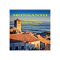 Monsanto (Wall Calendar 2021 300 × 300 mm Square)