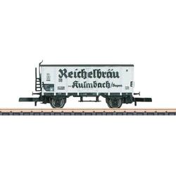 Märklin 86396 Z Bierwagen der Kulmbacher Brauerei  Reichelbräu