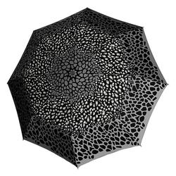 Knirps® Taschenregenschirm T.200 M Duomatic Taschenschirm / Regenschirm grau