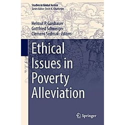 Ethical Issues in Poverty Alleviation - Buch