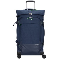 Samsonite Ziproll 4-Rollen 80 cm / 114 l night blue
