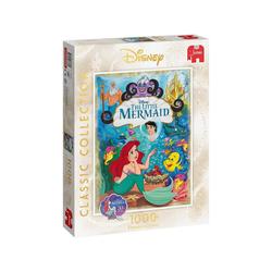 Jumbo Puzzle Puzzle Disney Classic Collection The Little, Puzzleteile