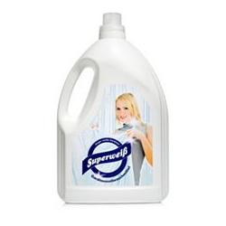 WÄSCHEDUFT Gardinen- Vollwaschmittel mit Aufheller 3l