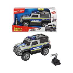 Dickie Toys Spielzeug-Auto Polizei SUV