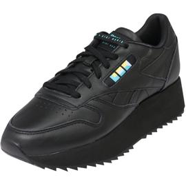 Hadid Double Classic 5 Leather X Black38 Gigi Reebok gvf7yYb6