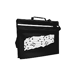 Music Bag 'Primo Music' Black