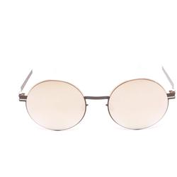 Mykita Damen Sonnenbrille gold / schwarz, Größe One Size, 4953523