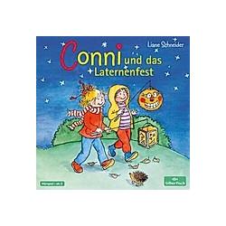 Conni und das Laternenfest  1 Audio-CD - Hörbuch