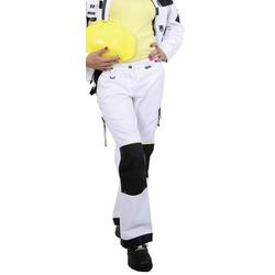 L+D Profi-X 2366 Bundhose Damen Weiß Größe: 38