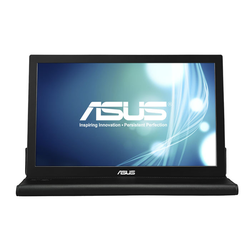 Asus MB169B+ - 40 cm (15.6 Zoll), tragbarer LED-Monitor, IPS-Panel, Full HD, USB
