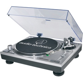 Audio-Technica AT-LP120USBHC silber