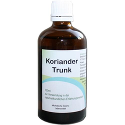 KORIANDER-TRUNK 100 ml
