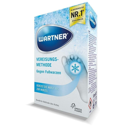 Wartner Fußwarzen 50 ml Spray