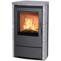 Fireplace Kaminofen MELTEMI, 9 kW, Zeitbrand