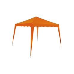 Deuba Pavillon Capri, Wasserdicht orange 300 cm x 300 cm x 250 cm