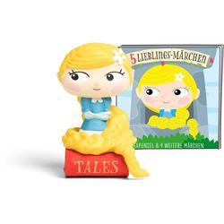 Tonies 01-0148 - 5 Lieblings-Märchen - Rapunzel und weitere Märchen
