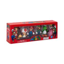 ak tronic Sammelfigur Super Mario Figuren 6er Pack