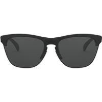 OO9374-01 matte black/grey