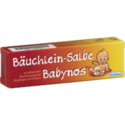 BÄUCHLEIN Salbe Babynos 10 ml