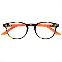 I NEED YOU Lesebrille DOKTOR NEW havanna-orange, +3.00 dpt.