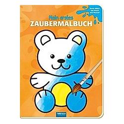 Mein erstes Zaubermalbuch Teddy - Buch