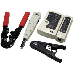 LogiLink WZ0012 Netzwerk Werkzeug-Set