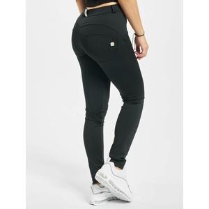 Freddy Skinny Jeans Frauen  WR.UP D.I.W.O. Regular Waist Super Skinny in schwarz