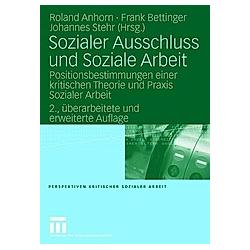 Sozialer Ausschluss und Soziale Arbeit - Buch