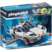 Playmobil Agent P.'s Spy Racer (9252)
