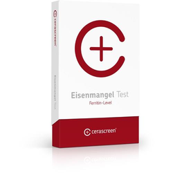 CERASCREEN Eisenmangel Test-Kit 1 St