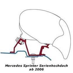 Fiamma Adapter für Markise F65 und F65 S - Mercedes Sprinter