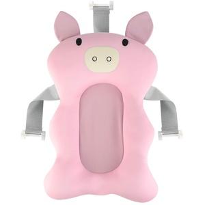 Ruiqas Anti-Rutsch-Pad für das Badezimmer, Badewannenkissen für Neugeborene, Badewannenkissen für Neugeborene, Geschenk für Babyparty