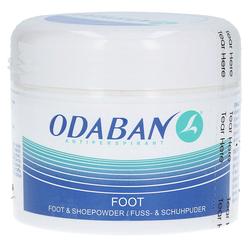 Odaban Fuß- und Schuhpuder 50 Gramm