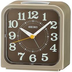 Seiko Clocks QHK048S Wecker Laufende Sekunde