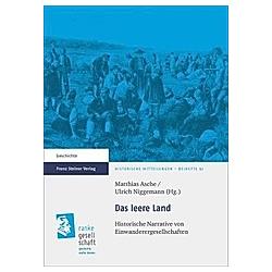 Das leere Land - Buch