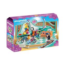 Playmobil® Spielfigur PLAYMOBIL® 9402 Bike & Skate Shop