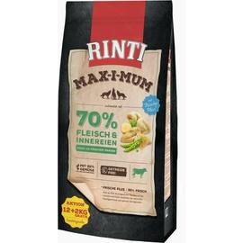Rinti Max-i-Mum Pansen 12 kg + 2 kg